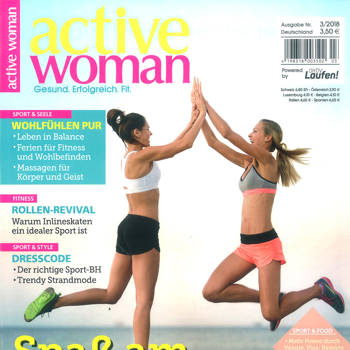 gloryfy Active Woman Magazin G9 Helioz Serie zonnebril