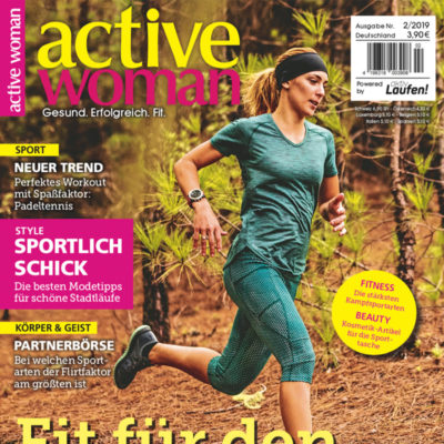 gloryfy Active Woman Magazine Unbreakbale Sports and Lifestyle sunglasses
